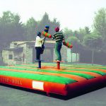 gladiatoren springkasteel