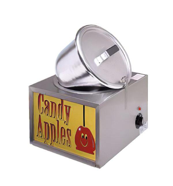 appel cooker koken snoep