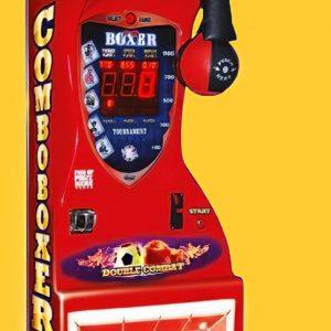Comboboxer boksbak kermis