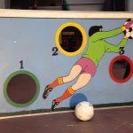 Doelschieten voetbal