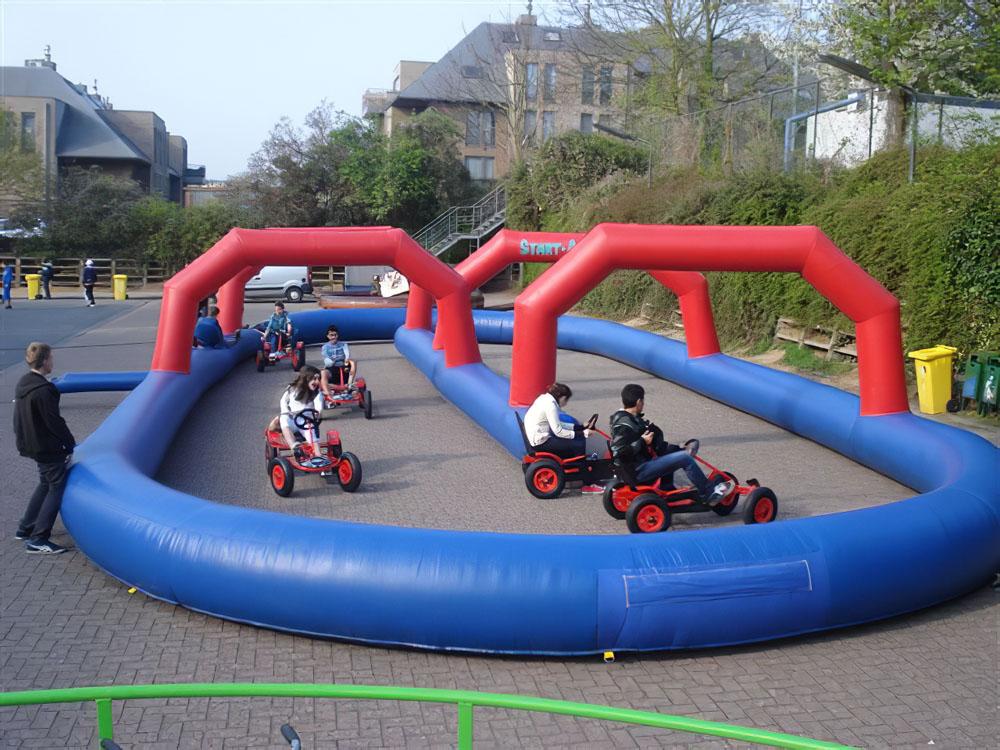 Go-Cart-piste