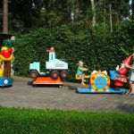 kiddy rides kinder attractie