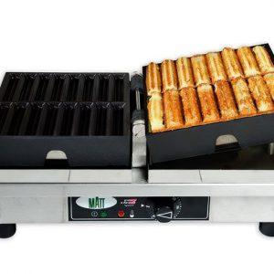 Wafel frietjes-en-Churros ijzer
