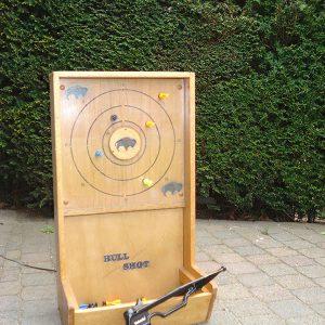 bullshot pijltjes schieten darts