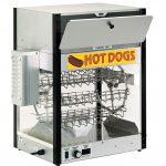 hotdog oven verwarmer
