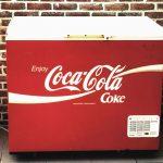 ijskist coca cola