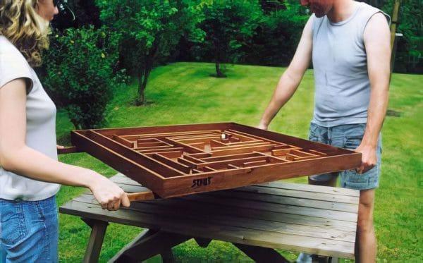 labyrinth gezelschapsspel volksspel