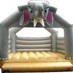 springkasteel olifant