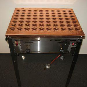 poffertjes dispenser beslag bakken