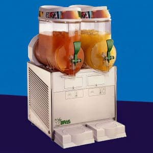 fruitdrank koel machine
