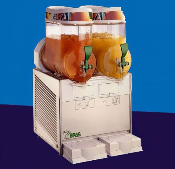 fruitdrank koel machine
