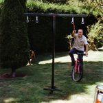 ringsteken fiets gezelschapsspel