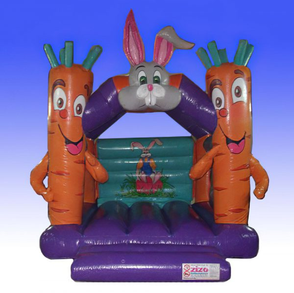 springkasteel roger rabbit