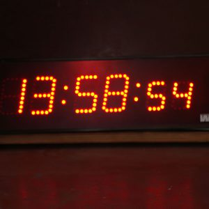 scorebord digitaal elektronisch